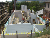 Quad-Lock & Quad-Deck ICF Eco-Luxury Residence Energy-Efficient Award-Winning Home in CO Image2