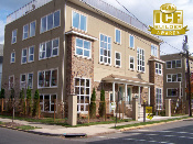 Quad-Lock & Quad-Deck ICF Luxury Lofts with Green Roofs Award-Winning Energy-Efficient NJ Image4