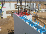 Quad-Lock ICF Project St. Margaret Mary's Energy-Efficient. Award-Winning Church in Bullhead City, AZ Image1
