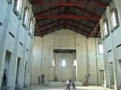 Quad-Lock ICF Project St. Margaret Mary's Energy-Efficient. Award-Winning Church in Bullhead City, AZ Image2