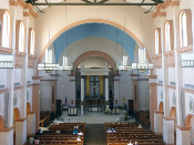 Quad-Lock ICF Project St. Margaret Mary's Energy-Efficient. Award-Winning Church in Bullhead City, AZ Image3